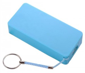 Power Bank SETTY 4000 mAh kolor: niebieski