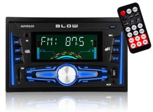 Radio Samochodowe BLOW AVH-9610 MP3, Bluetooth, USB, SD