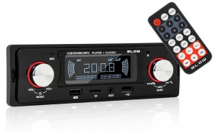 Radio Samochodowe BLOW AVH Classic MP3, USB, SD, Bluetooth