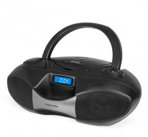 Boombox Kruger&Matz z CD, USB, Bluetooth model KM3903