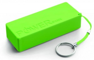 Power Bank Extreme 5000 mAh kolor: zielony