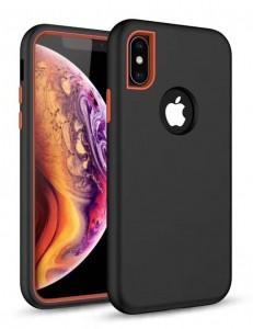 Nakładka Defender Solid do Apple Iphone 11 Pro Max kolor: czarny
