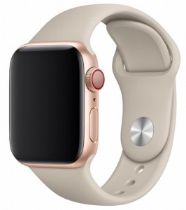 Pasek Devia Deluxe Sport do Apple Watch 1, 2, 3, 4, 5 rozmiar: 38-40 mm kolor: stone