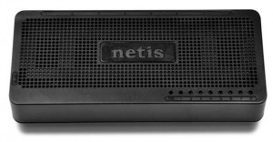 Switch NETIS ST3108S 8-port 10/100Mbps