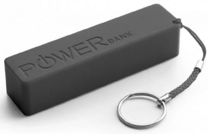Power Bank Extreme 2000 mAh kolor: czarny