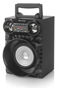 Głośnik Bluetooth Blow BT-810 USB Radio FM Karaoke kolor: czarny