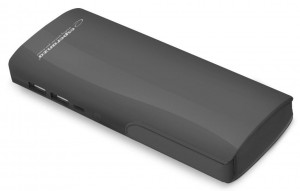 Power Bank Esperanza Ray 11000 mAh kolor: czarny