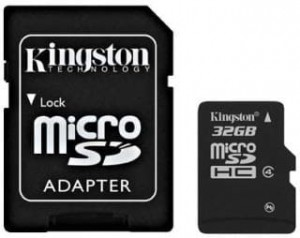 32GB Karta Pamięci Kingston microSDHC class4