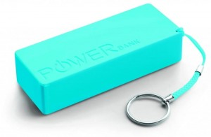 Power Bank Extreme 5000 mAh kolor: niebieski