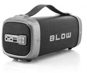 Głośnik Bluetooth Blow BT-950 USB Radio FM Mp3 kolor: czarny