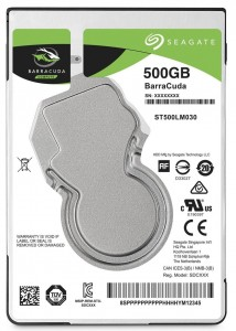 Dysk 2,5 Seagate BarraCuda 500GB 128MB ST500LM030