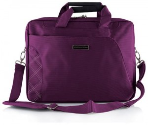 Torba do laptopa 15,6 Modecom GREENWICH damska kolor purpurowy