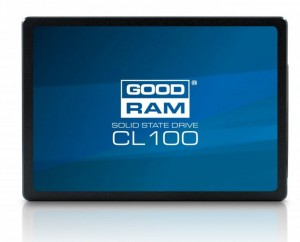 120GB SSD GOODRAM CL100 SATA3 2,5