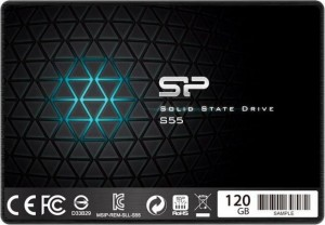 120GB SSD Silicon Power SSD SLIM S55  SATA3 2,5