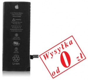 Bateria Apple Iphone 6 1810 mAh