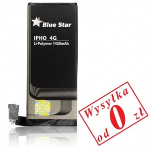 Bateria BlueStar Apple Iphone 4G 1420 mAh