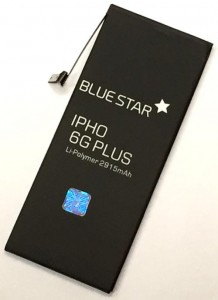 Bateria BlueStar Apple Iphone 6 plus, 6G plus 2915 mAh